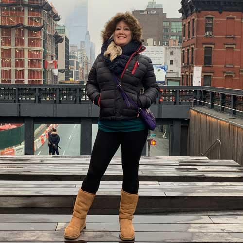 Kate Holt - Tartan Otter